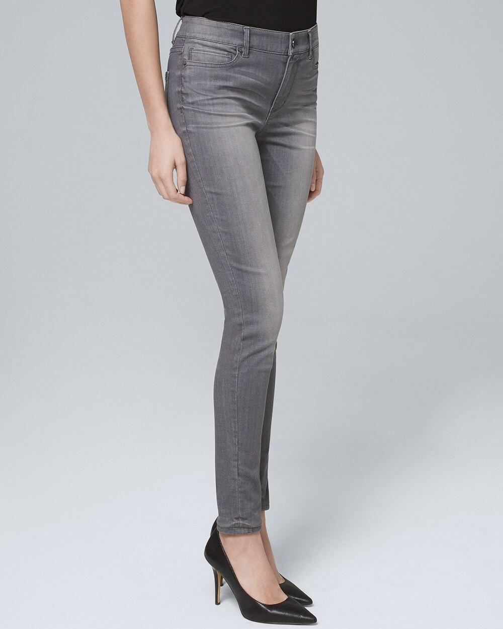 3eab1904d4a32 High-Rise Skinny Jeans - Shop Jeans For Women - Skinny, Bootcut, Leggings &  More - White House Black Market