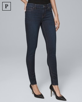 Petite Classic Rise Jeggings by Whbm