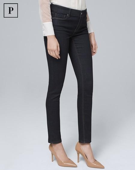 Petite Classic-Rise Slim Jeans