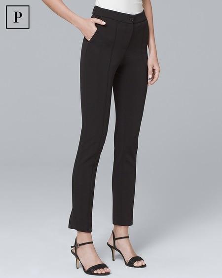 Petite Essential Slim Crop Pants