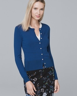 Classic Cardigan by Whbm