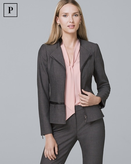 Petite Luxe Suiting Jacket