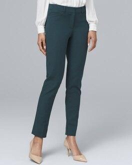Comfort Stretch Slim Ankle Pants | Tuggl