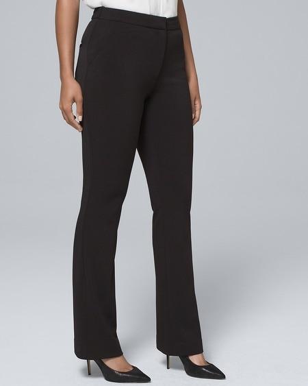 Petite Curvy Fit Essential Slim Pants