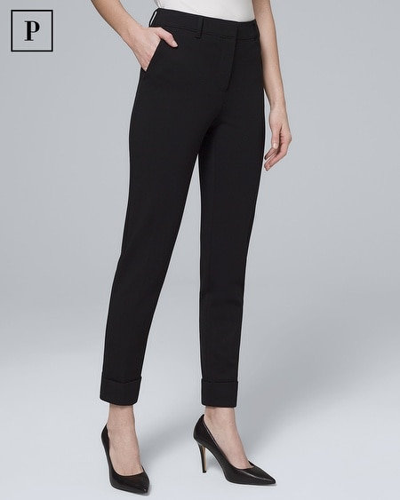 Petite Effortless Girlfriend Pants