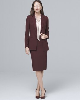 Shop Jackets For Women Blazers Vests Trenches More White