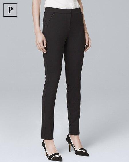 Petite All Season Slim Pants