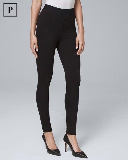 Petite Body Comfort Side-Zip Pants