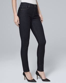 High Rise Sculpt Fit Skinny Jeans by Whbm