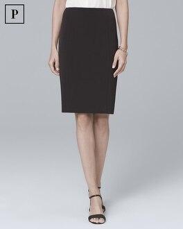 Petite Essential Pencil Skirt | Tuggl