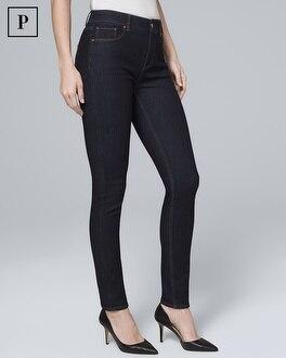 Petite High-Rise Sculpt Fit Skinny Jeans | Tuggl