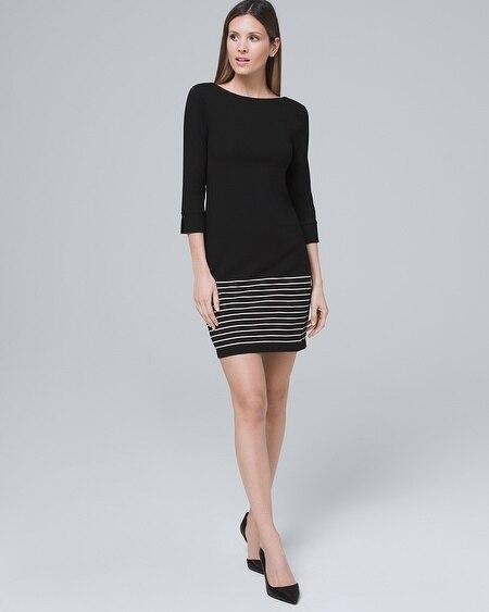 Shop Womens Sheath Dresses Shift Fit Flare Blouson More