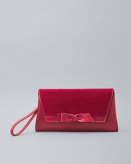Bow Clutch by Whbm