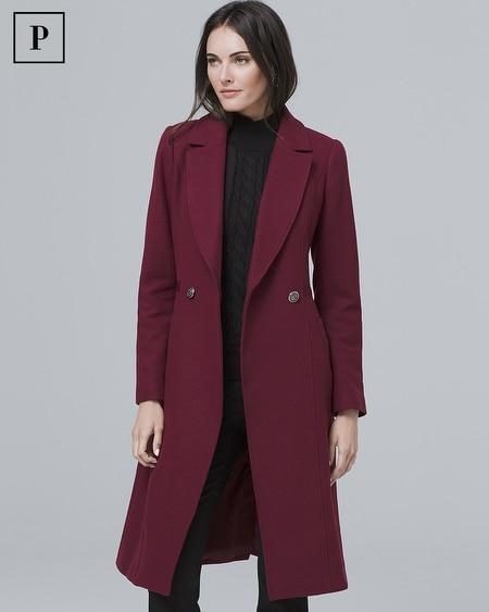 Petite Fashion Coat