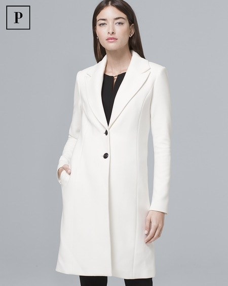 Petite Classic Coat