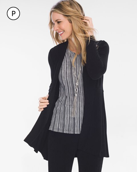 Travelers Classic Petite High-Low Jacket