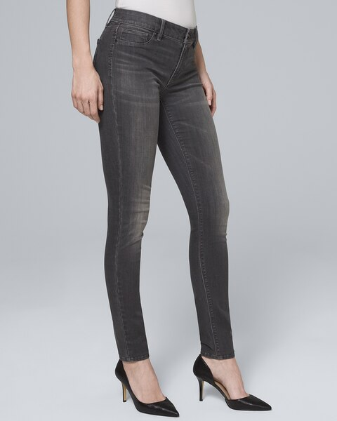 Classic Rise Essential Jeggings by Whbm