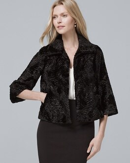 Cropped Persian Jacket by Whbm