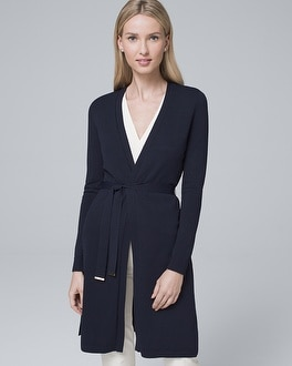 Belted Cover Up by Whbm