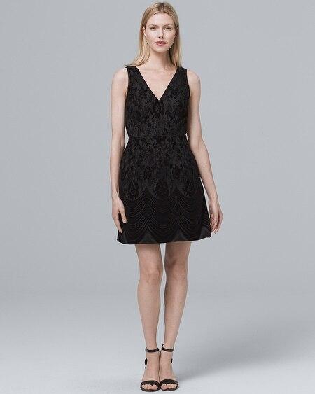 Designer Dresses Aidan Mattox White House Black Market