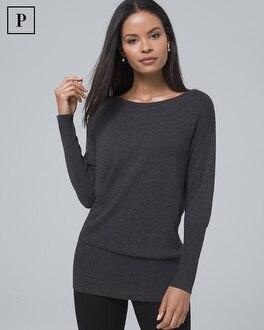 Petite Blouson Sweater by Whbm