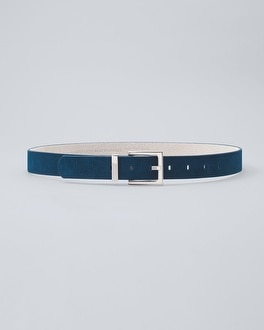 Suede Belt by Whbm