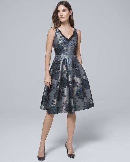Black and White Market Dresses