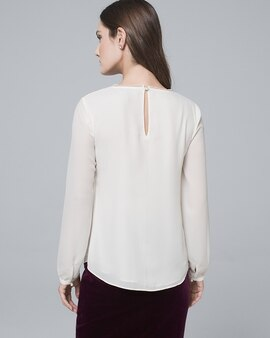 6e1434d98049c2 Embroidered Blouse