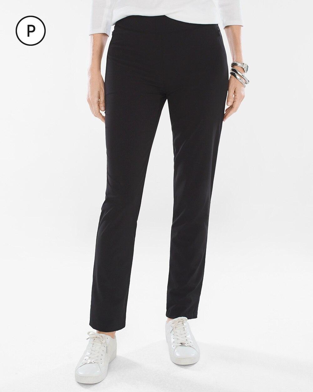Zenergy Petite UPF Neema Knit-Waist Pants