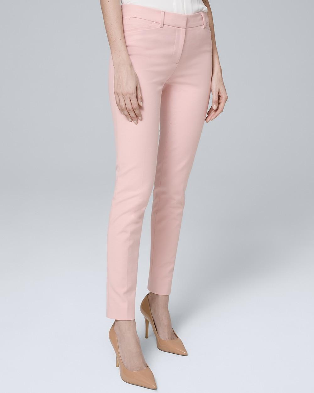 093859b48365 Modern-Fit Comfort Stretch Slim Ankle Pants - White House Black Market
