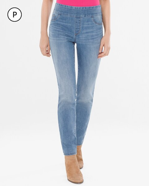 Petite Pull-On Jeggings