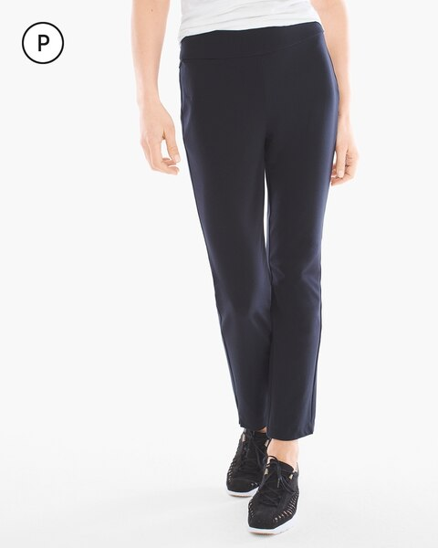 Zenergy Petite Pull-On Pants