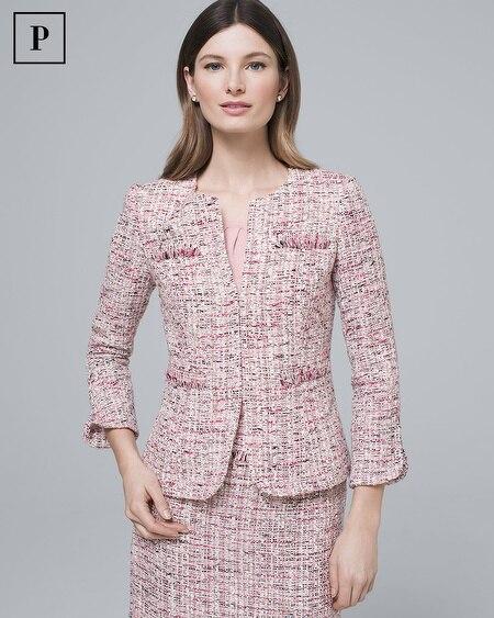 Petite Tweed Jacket