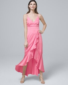 066db23f090 Laundry by Shelli Segal Ruffle-Detail Gown