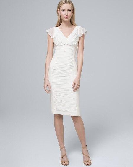 bfa50955ff11fd Shop Little White Dresses For Women - Sheath, Shift, Fit & Flare ...