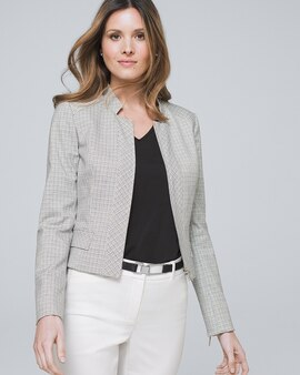 55e47f988d0 Shop Jackets For Women - Blazers, Vests, Trenches & More - White ...