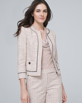 ed7605cfbe22 Shop Jackets For Women - Blazers, Vests, Trenches & More - White ...