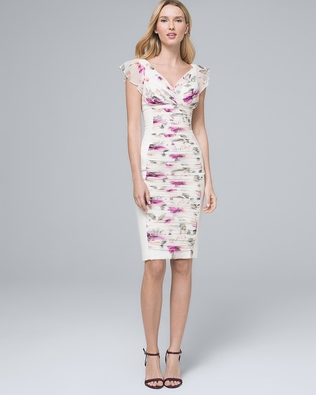 Nicole Miller Floral Mother of the Bride Dresses