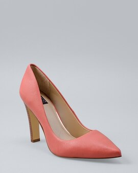8c0b65cfdae Leather Pumps