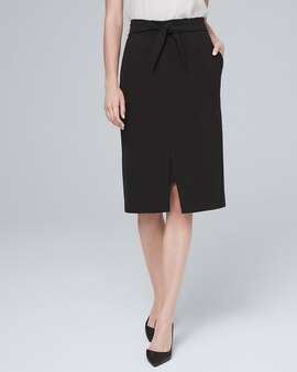 199cca9bee White House | Black Market. Paperbag Pencil Skirt