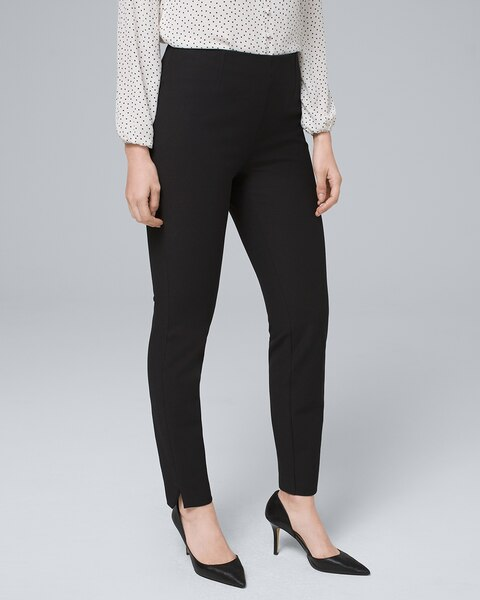 Curvy Fit Comfort Stretch Skinny Ankle Pants by Whbm