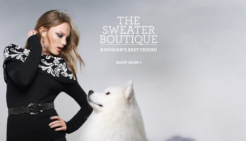 The SWeater Boutique - Shop Now