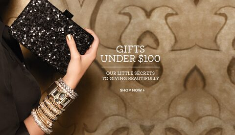Gifts Under $100 - Shop Now