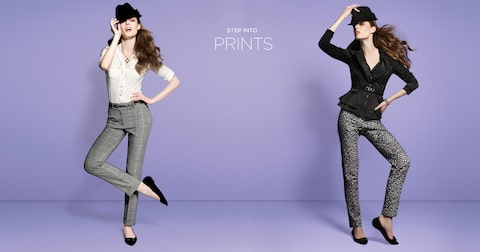 Step Into Prints