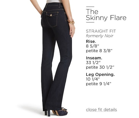The Skinny Flare