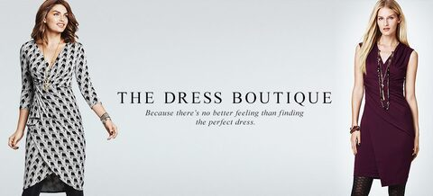The Dress Boutique | Because there's no better feeling than finding the perfect dress.