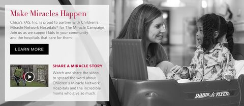 Children's Miracle Network Hospitals | Make Miracles Happen