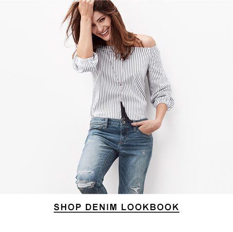 Shop denim lookbook