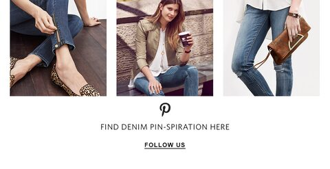 Click here to Visit our Pinterest page for denim styling inspiration.