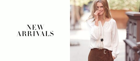 New Arrivals - Embroidered Blouse